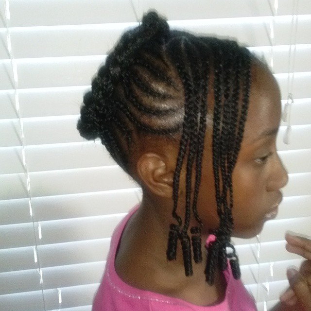 Weaving Hairstyles For Children 25 Inspirational Looks Jiji Blog