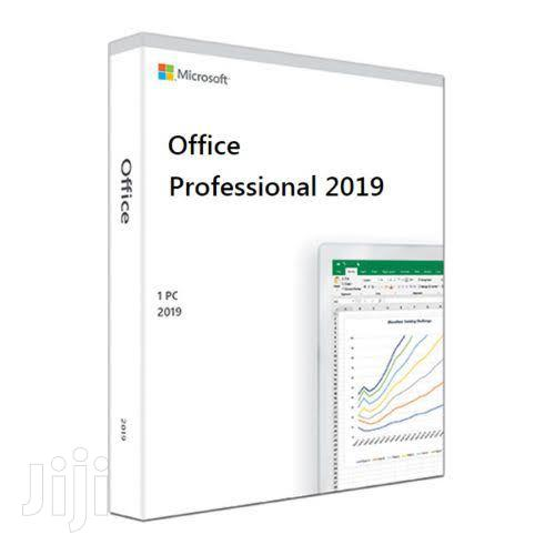 Microsoft Office Professional Plus 2019 in Nairobi Central