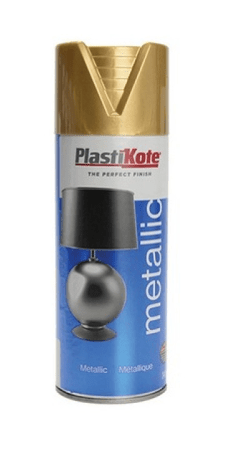 platikote metalic gold