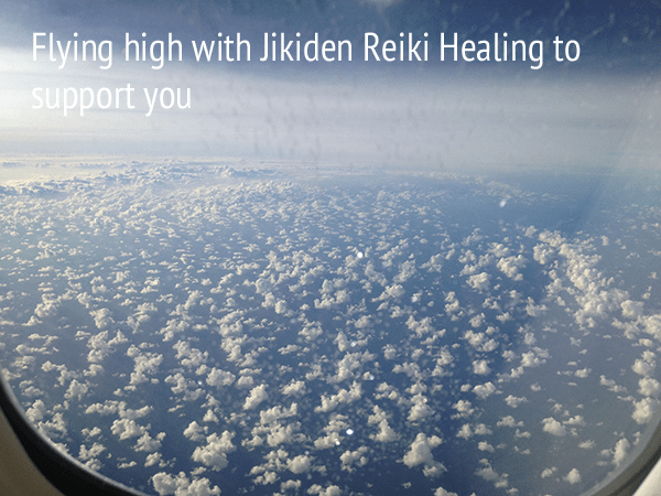 Banish your fears and phobias with Jikiden Reiki