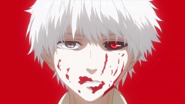Kaneki Transformation Tokyo Ghoul