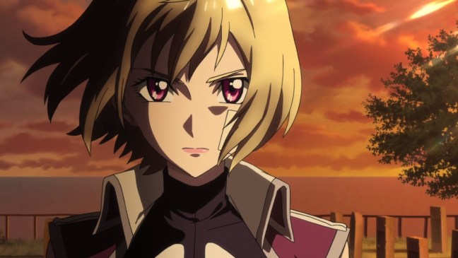 Cross Ange Ep 3 Review