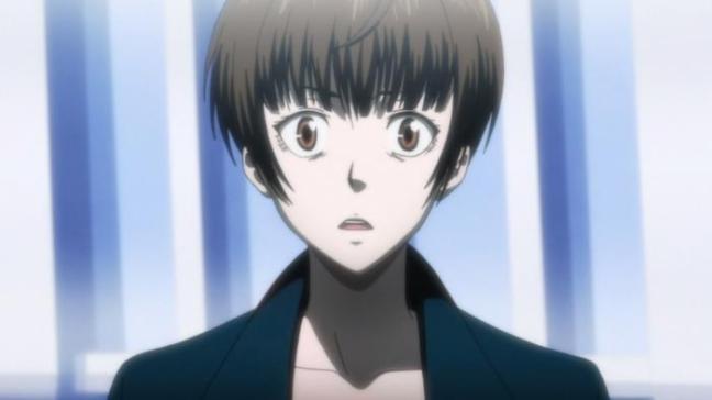 Akane Shocked at Kirito Death