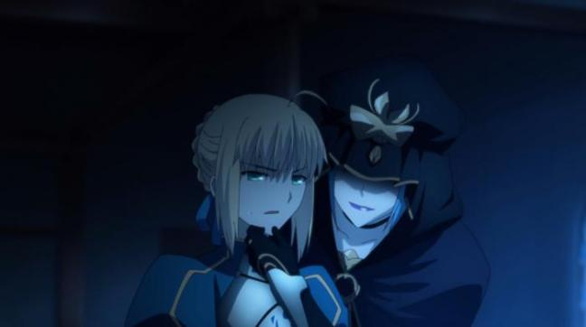 Summary Fate Stay Night Ep 12