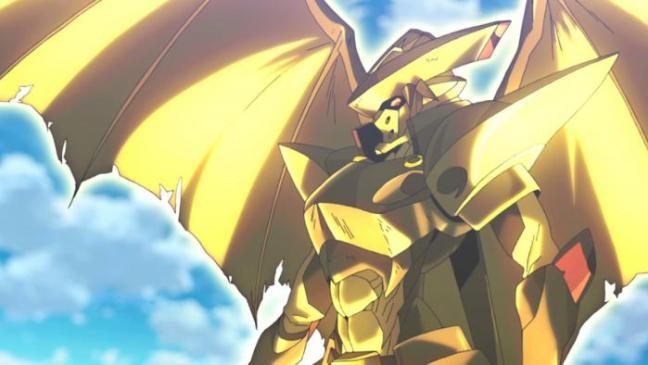 Tatsumi Gold Incursio Mode
