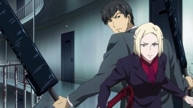 Amon Akira Fighting