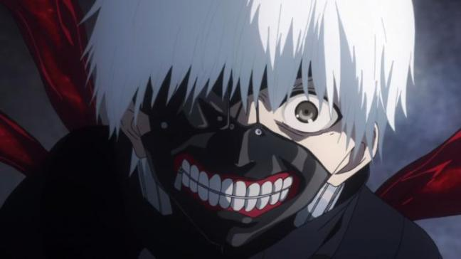 White Hair Kaneki Kagune