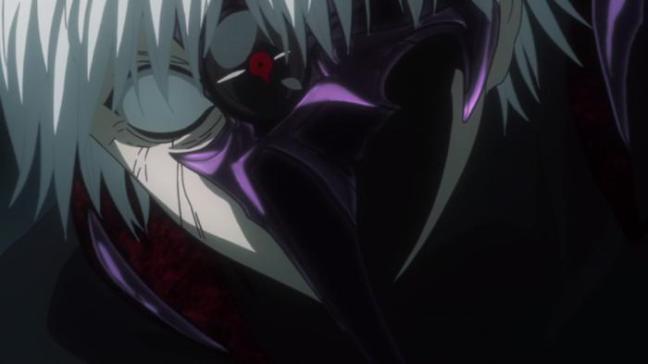 Kanekipede Tokyo Ghoul Anime