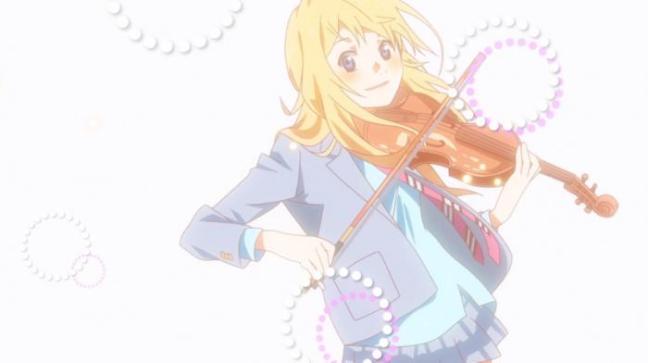 Best anime songs of winter 2015
