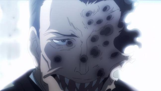 Parasyte Anime Ep 20 Discussion Gotou Monster