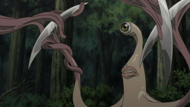 Kiseijuu Anime Ep 22 Review Migi Battle