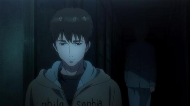 Shinichi reaction to Migi death