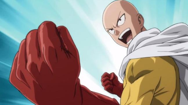 One Punch Man First Episode Review