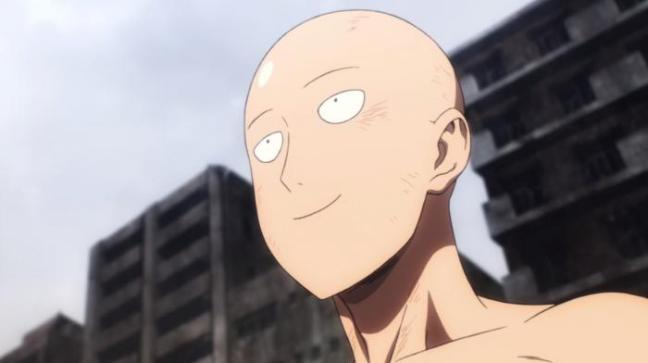 One Punch Man Ep 2 Discussion