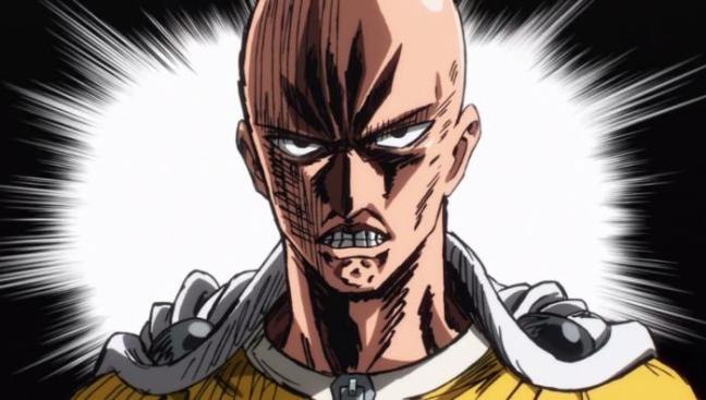 One-Punch Man Episode 3 - Review   Ganbare Anime