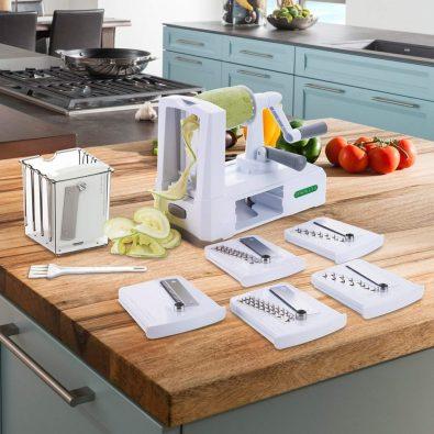 Best appliance for chopping vegetables