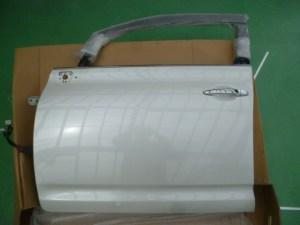 【リサイクルパーツ】マークXジオ(ANA10)フェンダー・ドアを安く直す方法