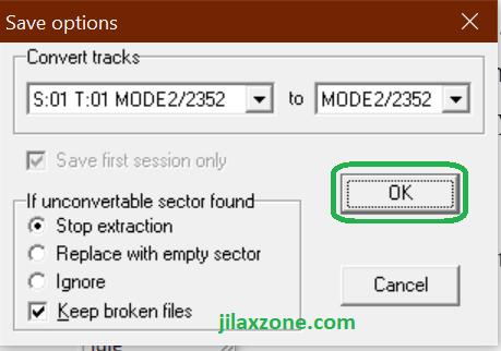 Opción de guardado de PlayStation multiple bin jilaxzone.com
