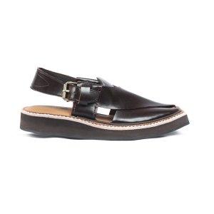 Maqdur-Brown-Mens-Handmade-Leather-Peshawari-Chappal-Pakistan-UK