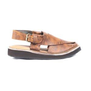 Maqdur-Tiger-Mens-Handmade-Leather-Peshawari-Chappal-Pakistan-UK