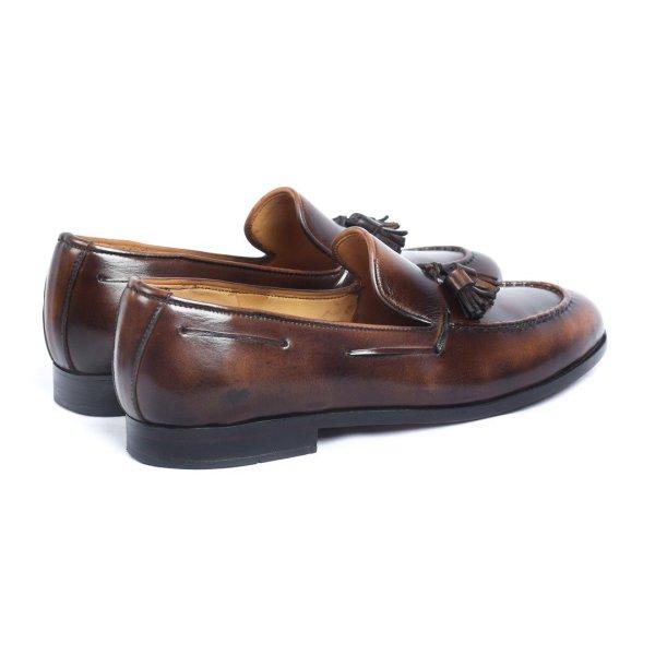 Ozark-Brown-Mens-Handmade-Loafer-Leather-Dress-Shoes-Pakistan-UK