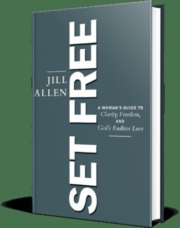 Set Free by Jill Allen