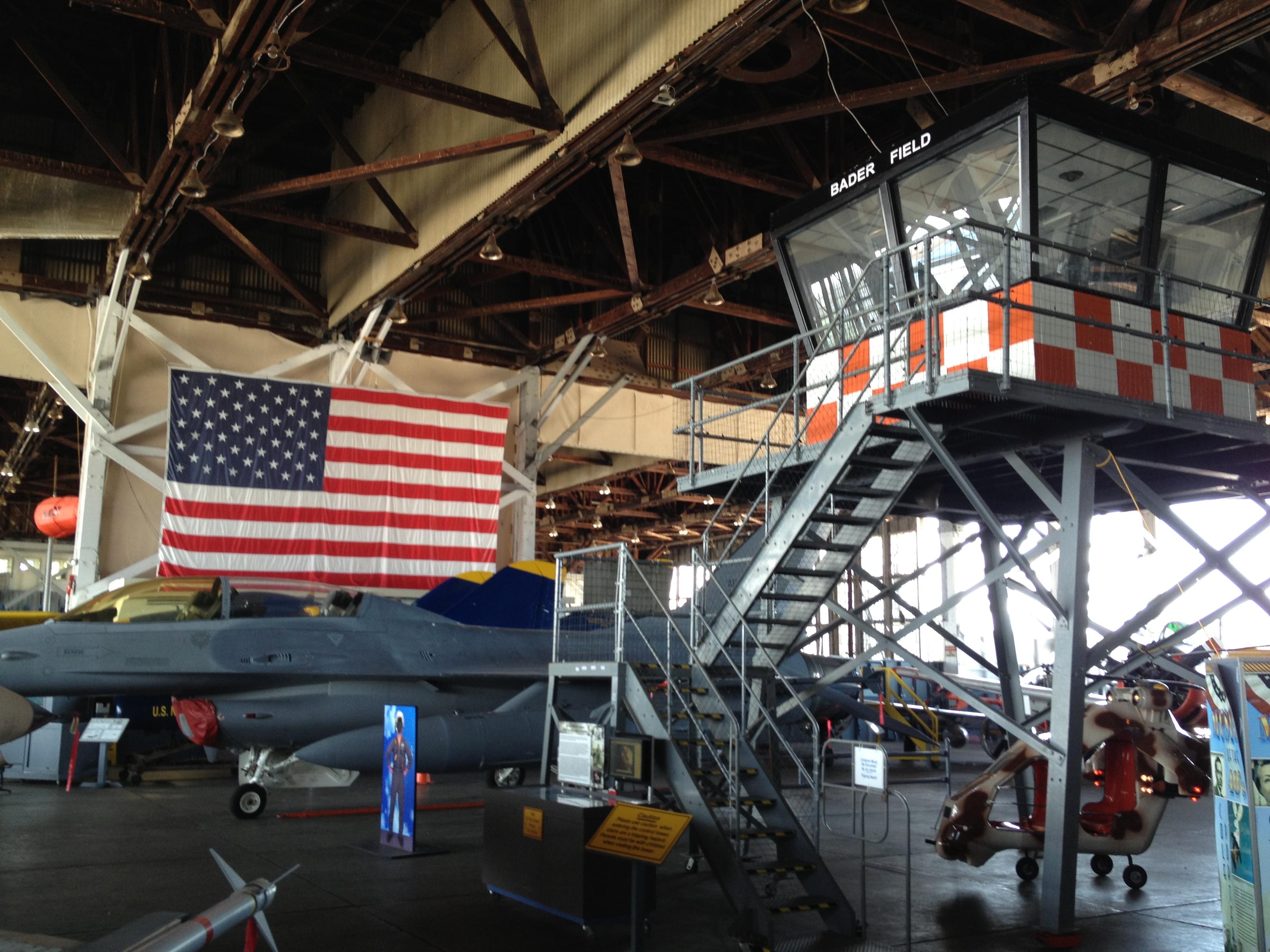Naval Air Station Wildwood Aviation Museum  JILL ARCHER