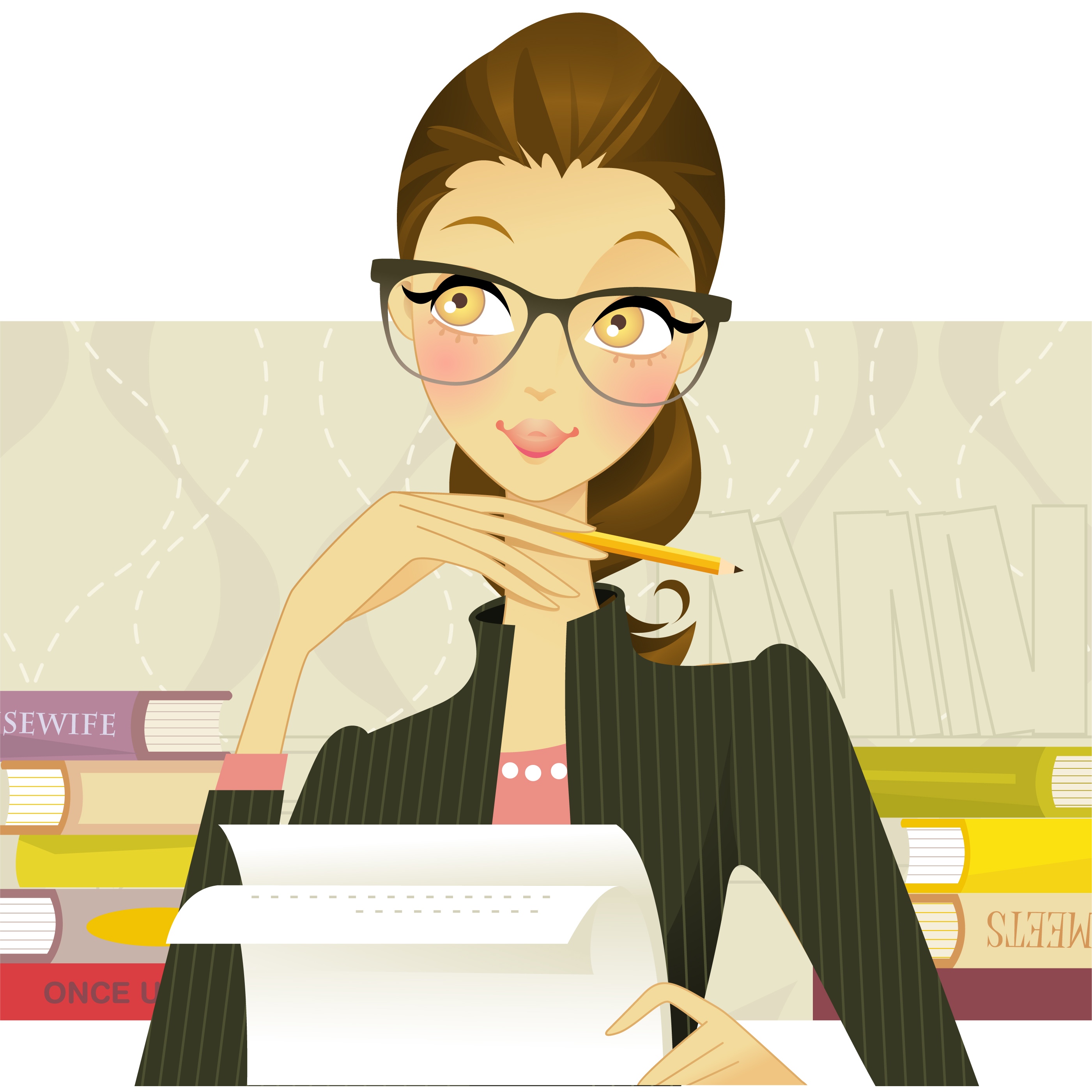The Business Of Writing Mailing Costs Stock Photos And Office Supplies Jill Archer