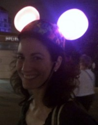 Light Up Mouse Ears!