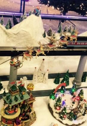 Santa and His Reindeer (and Yukon Cornelius!)