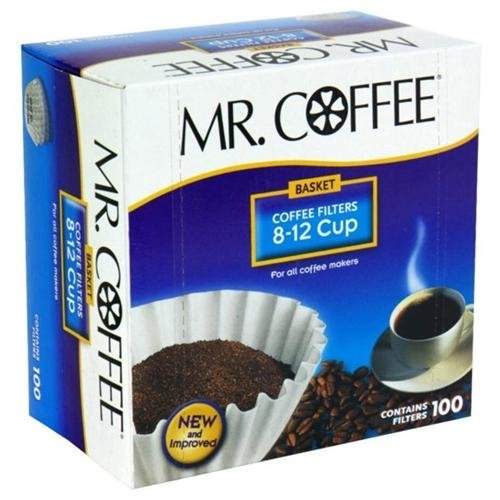 Reviews Mr Coffee Basket Coffee Filters 812 Cup White