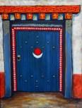 email crescent moon door
