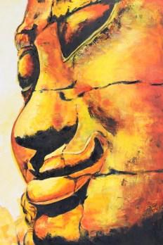 Sunset Buddha - Available