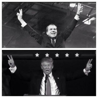 Nixon-trump