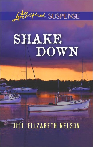 Cover for Jill Elizabeth Nelson's book Shake Down, A Love Inspired Suspense Mystery