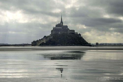 Mont St. Michel by Jill K H Geoffrion