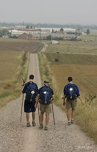 Pilgrims on the Way: Camino de Santiago de Compostela by photographer Jill K H Geoffrion