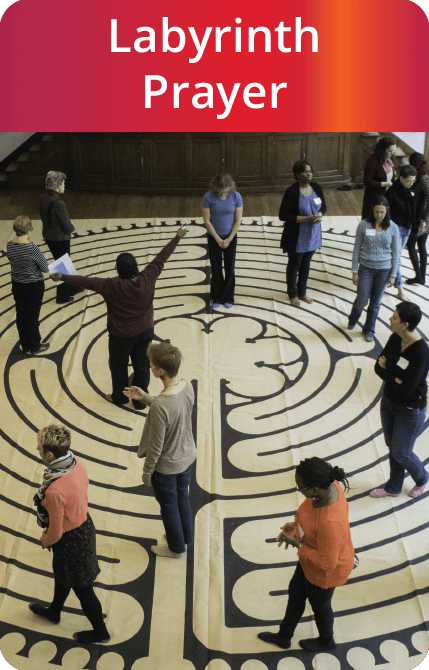 Labyrinth canvas of Chartres Cathedral Labyrinth