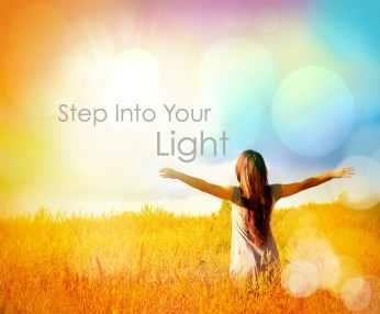step into your light 2