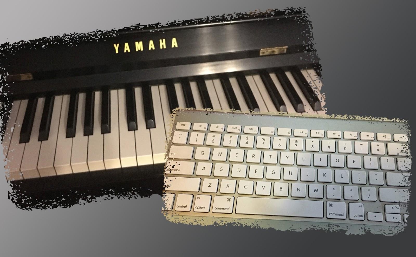 Old School Keyboarding: 20-1-7 Challenge Week #16