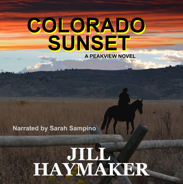 Colorado Sunset full cover square