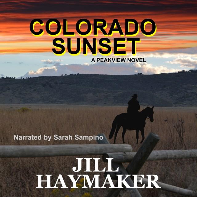 Colorado Sunset full cover square
