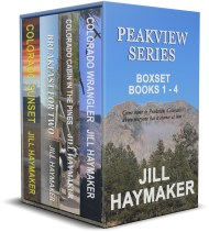 Peakview Series Box set cover