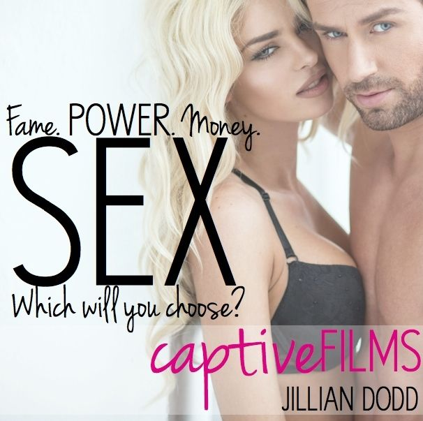 Fame. Sex. Money. Power. Love . . . Which will you choose?  In reality TV form, this series follows the lives and loves of those who work at Captive Films. Hot, successful, playboy Riley Johnson, whose business success far exceeds his success in love. Movie star, Keatyn Douglas, whoseepic love story has spawned a series of books and movies. And Dawson Johnson, who joins Captive with a tragic past. Expect lots of drama, sex, and tabloid-worthy events.
