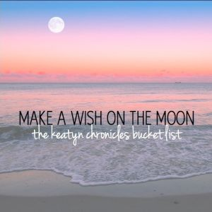 The Keatyn Chronicles Bucket list was created from the book series by Jillian Dodd. Create your own list at http://www.jilliandodd.net Read the series: https://itunes.apple.com/us/book/the-keatyn-chronicles/id956268850?mt=11&uo=4&at=10l8HJ