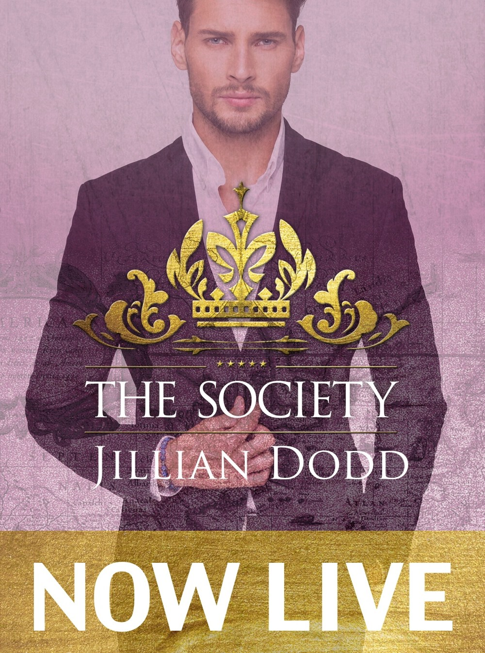 THE SOCIETY (Spy Girl #3) is LIVE!