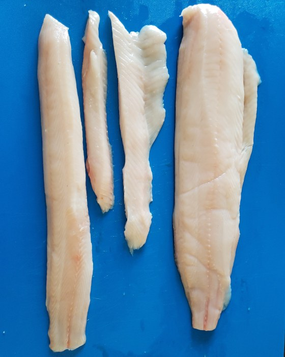 Black Cod- Pin Bones Removed
