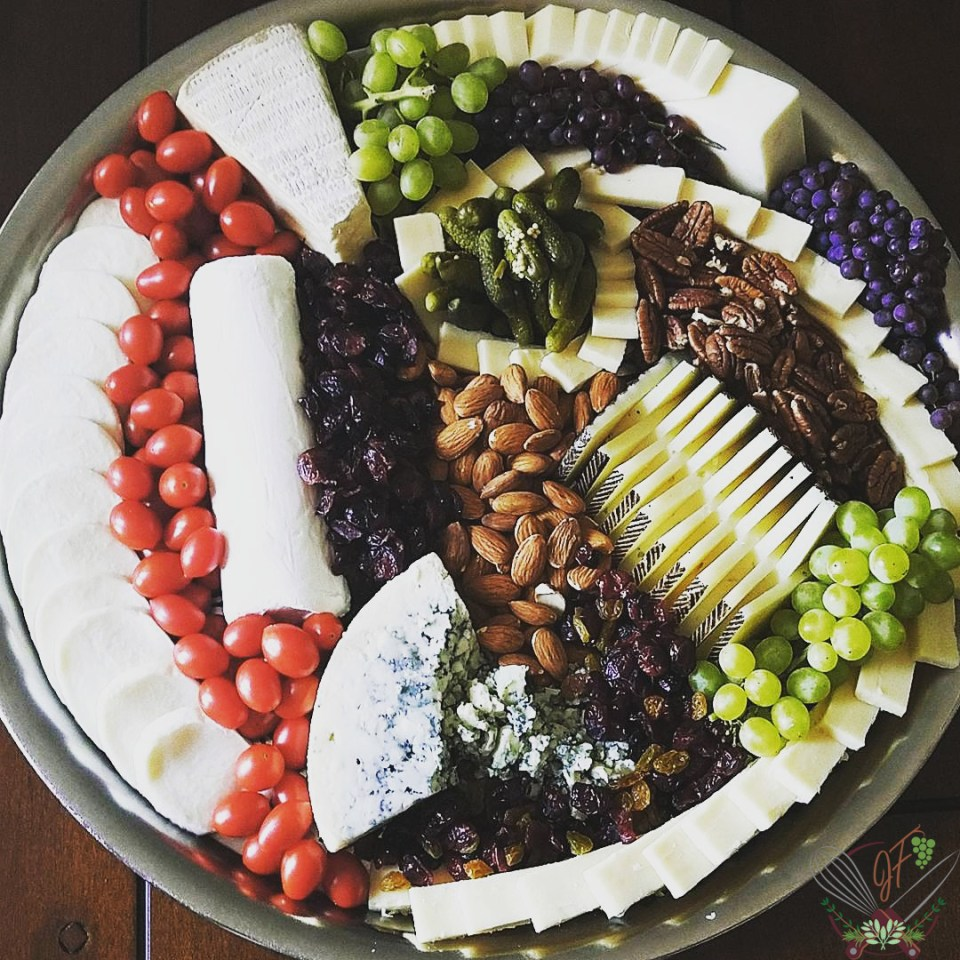 Large Cheese Board