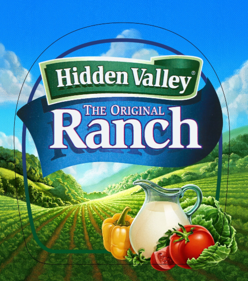 Hidden Valley Ranch Packet Logo