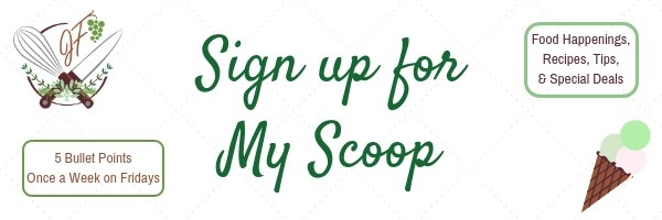 Sign up for My Scoop